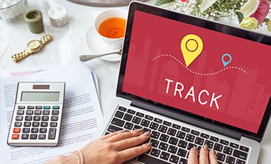 audibility and tracking