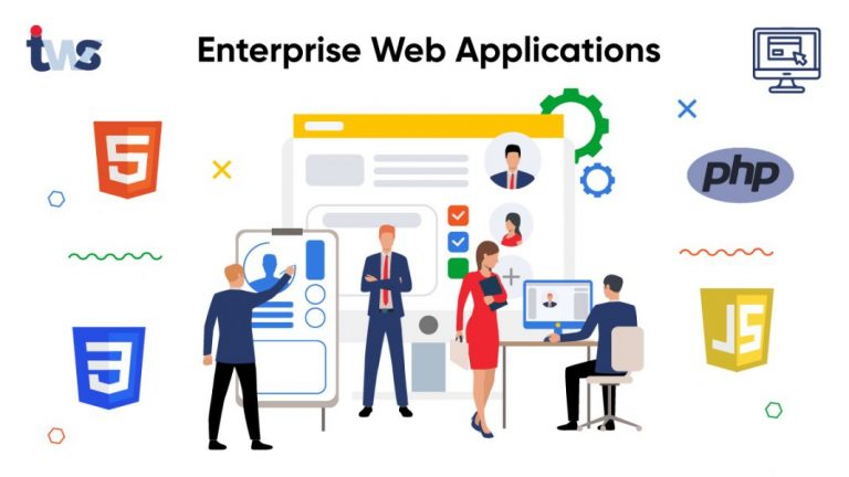 How to Create Fully-Featured Enterprise Web Applications?