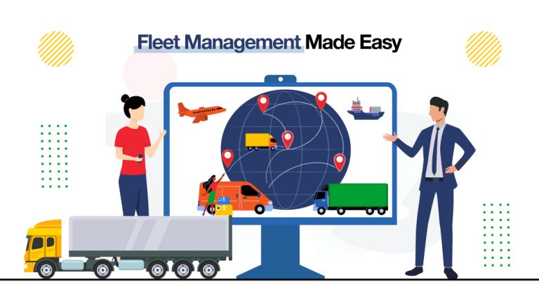 8 Things You Must Check Before Getting a Fleet Management Software