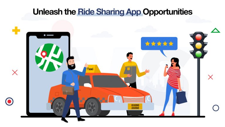 How Uber Business Model be can be implemented for Ride Sharing Apps?