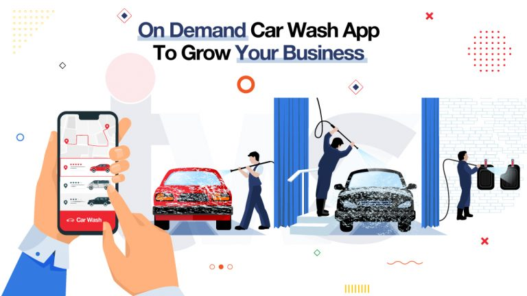 Why On-Demand Car Wash App Is a Viable Option to Go With