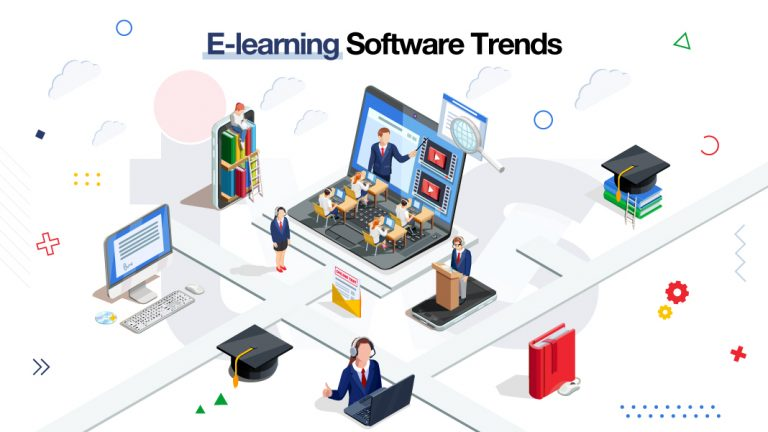 Top e learning Software Trends to Dominate the Industry in 2021