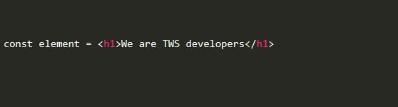 reactjs development