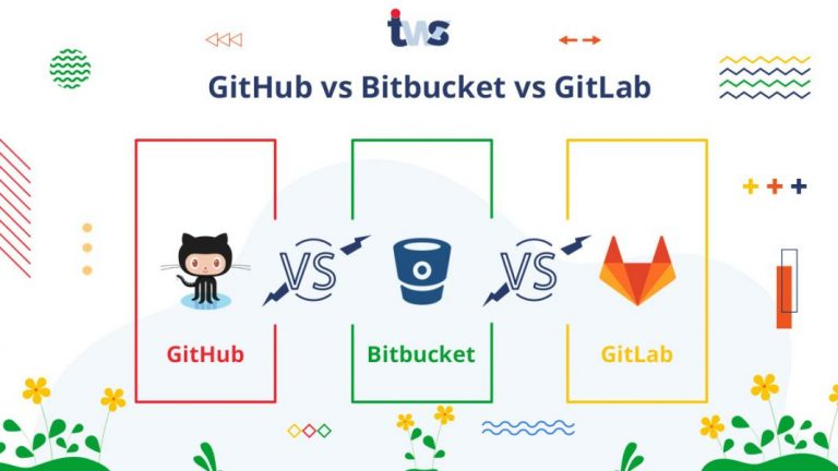 GitHub vs Bitbucket vs GitLab: Which is the Best Version Control System for you?
